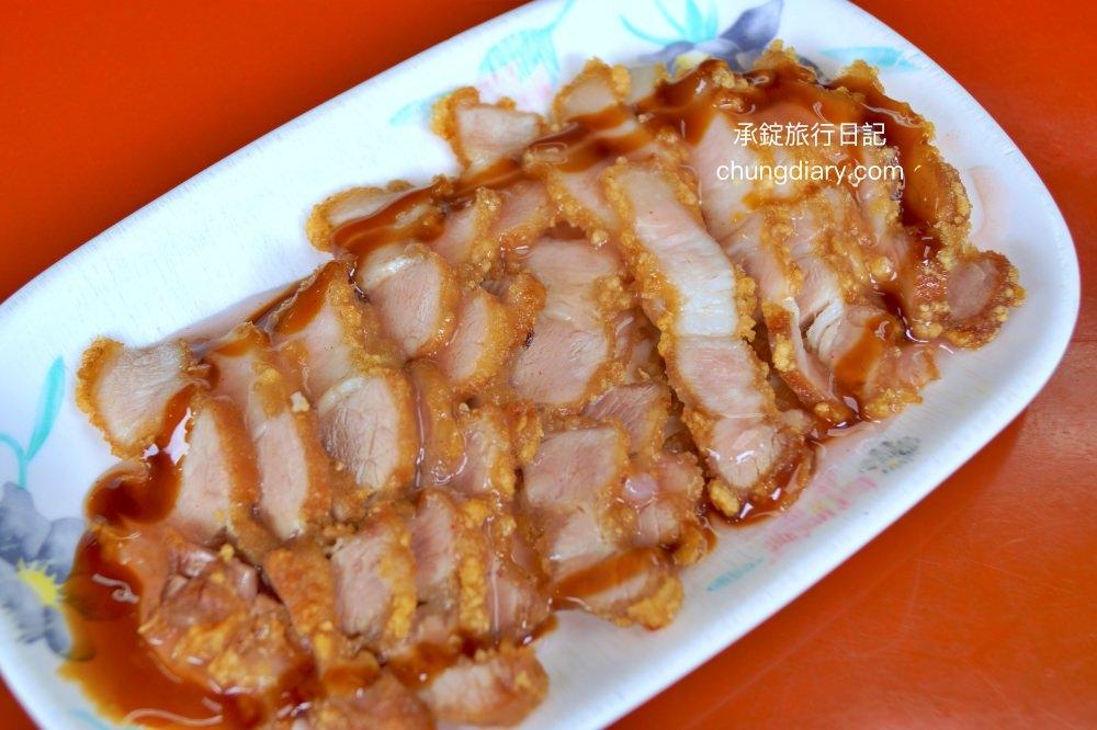 上安美食傳統肉粥古早味燒肉-台中西屯小吃推薦