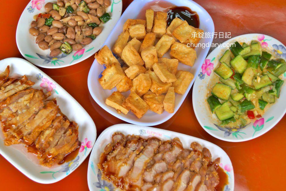 台中西屯傳統小菜-台中西屯小吃