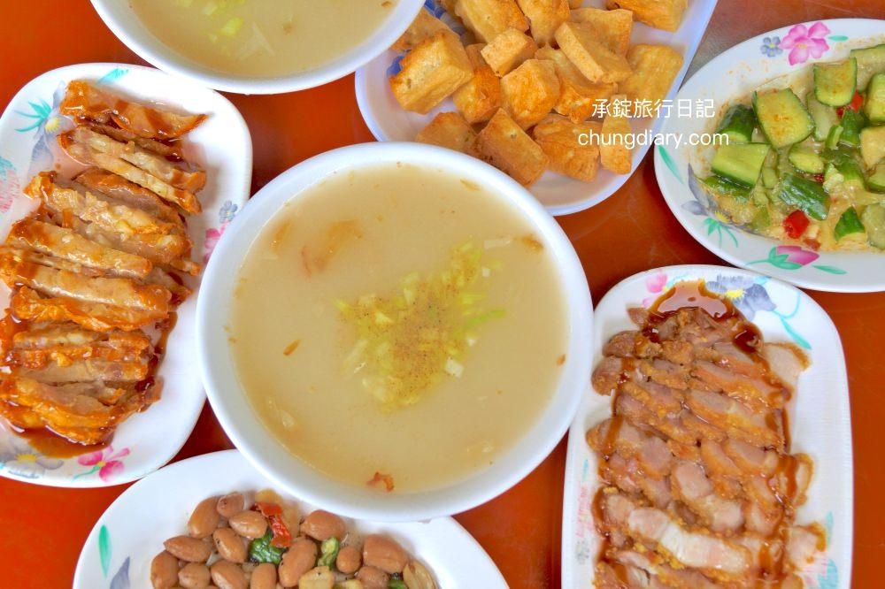 台中西屯小吃-台中肉粥推薦