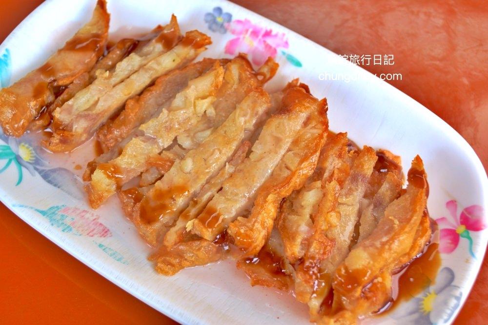 台中傳統肉捲-台中西屯小吃推薦